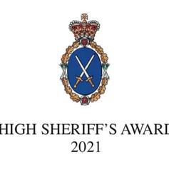 High Sheriffs Award 2021