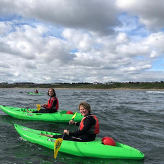 Sea Kayaking 2019