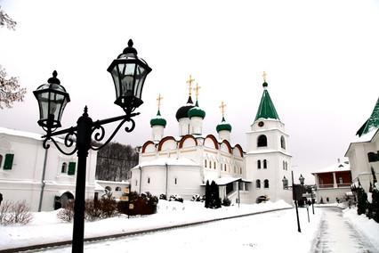 Печерский Вознесенский монастырь. Нижний Новгород.