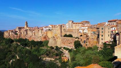 Великолепная Италия. Часть 12-я. Питильяно.
