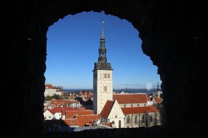 Самое короткое автопутешествие в Европу. Часть 4-я. Таллин (продолжение).