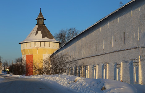 Спасо-Прилуцкий монастырь.