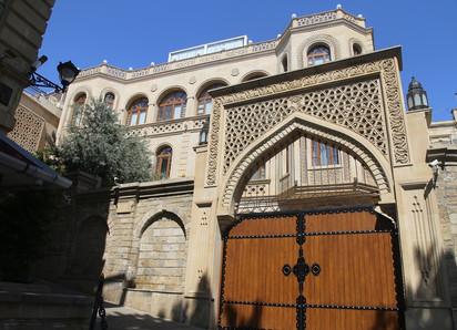 3 дня в Баку. Часть 3-я.