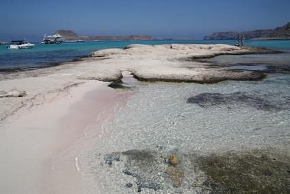 Остров Крит. Часть 6-я. Лагуна Балос.