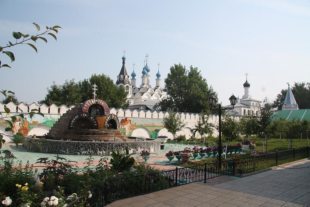 Свято-Троицкий монастырь, Муром, семейный сайт Татьяны и Игоря Филаткиных