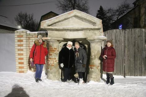 """""""Ещё раз на восток"""" или новогоднее путешествие вместе с друзьями. Часть 4-я. Арзамас."""