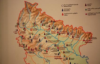 Удивительная Грузия. Часть 9-я. Алазанская долина.