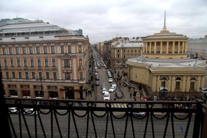 Отель в Петербурге - Best Western Plus Centre Hotel.