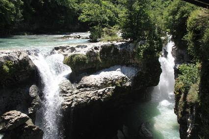 Удивительная Грузия. Часть 12-я. Кутаиси. Заповедник Сатаплия. Мартвильский каньон.