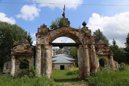 Храмы и монастыри Ивановской области. Позабытые, позаброшенные и не совсем...