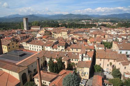 Великолепная Италия. Часть 9-я. Лукка и ее окрестности.