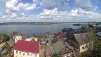 Путешествие в Псковскую область жарким летом 2010.