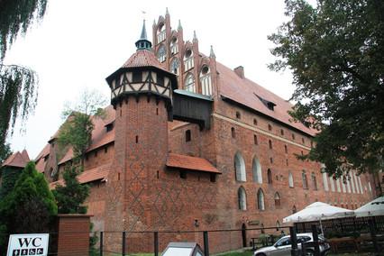 Часть 8-я. Мой муж родился в Прибалтике... Мариенбург. Дорога домой.