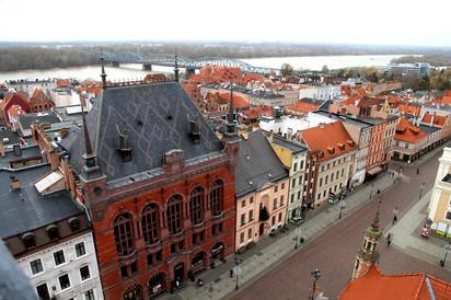 И снова любимая Польша! Часть 2-я. Торунь.
