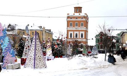 Новогоднее путешествие 2019. День 5-й. Муром.
