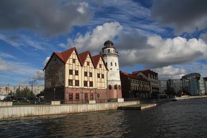 Часть 6-я. Мой муж родился в Прибалтике... Калининград.