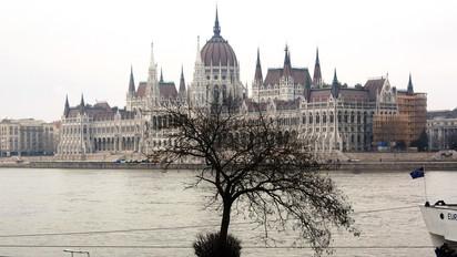 Часть 3-я. Новогодние каникулы 2012 - 2013. Дорога в Венгрию. Будапешт.