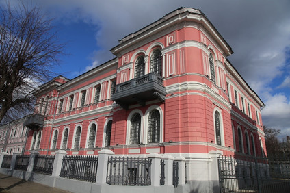 Историко-художественный музей. Серпухов.