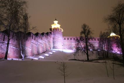 """""""Ещё раз на восток"""" или новогоднее путешествие вместе с друзьями. Часть 5-я. Нижний Новгород."""