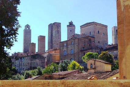 Великолепная Италия. Часть 10-я. Сан-Джиминьяно и Сиена.