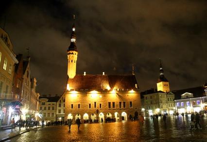 Самое короткое автопутешествие в Европу. Часть 3-я. Таллин.