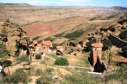 Удивительная Грузия. Часть 7-я. Давидо-Гареджийский монастырь.