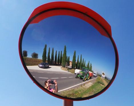 Великолепная Италия. Часть 11-я. Долина Валь-д'Орча. Монтальчино. Термы Сан-Филиппо.