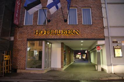 Hotel Bern by Tallinn.