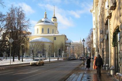 15 декабря 2016 года. Шагаю по Москве.