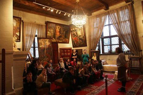 Дом-музей Виктора Васнецова.