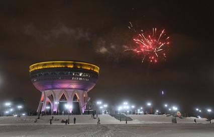 """""""Ещё раз на восток"""" или новогоднее путешествие вместе с друзьями. Часть 9-я. Казань."""
