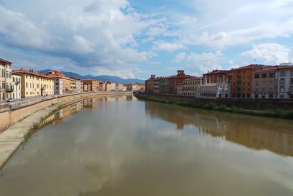 Великолепная Италия. Часть 4-я. Пиза.