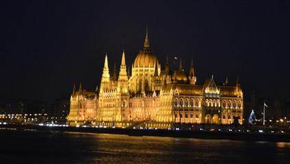 Часть 1-я. Венгрия подробно или Новогодние каникулы 2014-2015.  Дорога. Будапешт.
