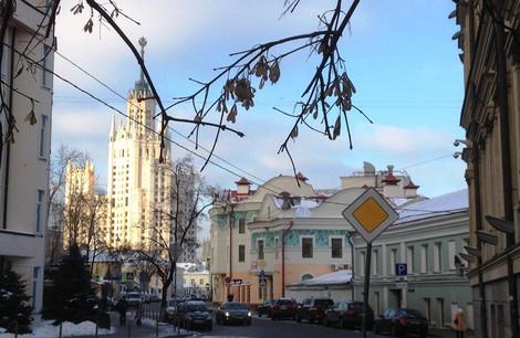 Прогулки по Гончарной улице.