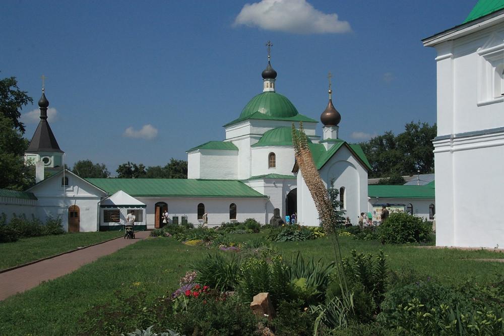 Спасо-Преображенский монастырь, Муром, семейный сайт Татьяны и Игоря Филаткиных