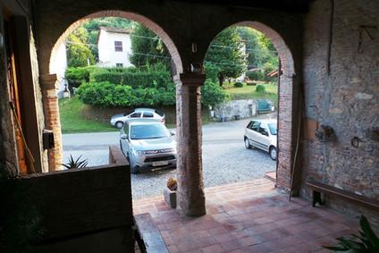 """Casa la Perla - """"наш Замок"""" в Тоскане."""