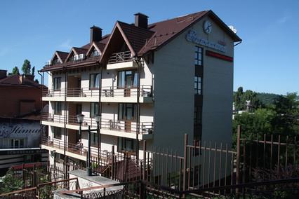 Апарт-отель Комплимент. Пятигорск.