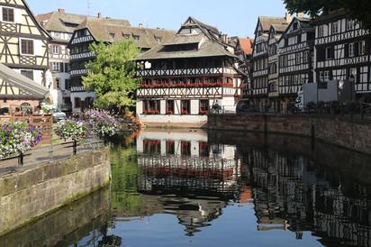 Знакомство с Францией. Часть 3-я. Страсбург.