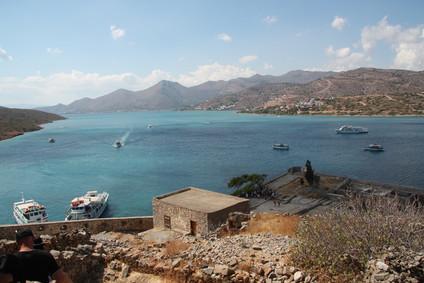 Остров Крит. Часть 3-я. Кносский дворец и крепость Спиналонга.