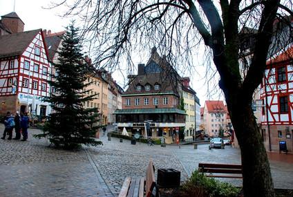 Нюрнберг. Прогулка по городу. Что можно увидеть в Нюрнберге за один день.