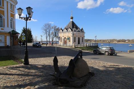 Майские каникулы 2019. Часть 6-я. Рыбинск.