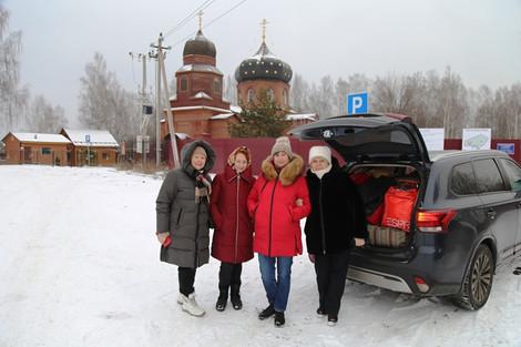 """""""Ещё раз на восток"""" или Новогоднее путешествие вместе с друзьями. Часть 1-я. Москва-Касимов."""