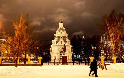 Новогоднее путешествие 2019. День 3-й. Нижний Новгород - Йошкар-Ола.