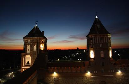 Замки Белоруссии - неплохой выбор для 3-х дневного путешествия!