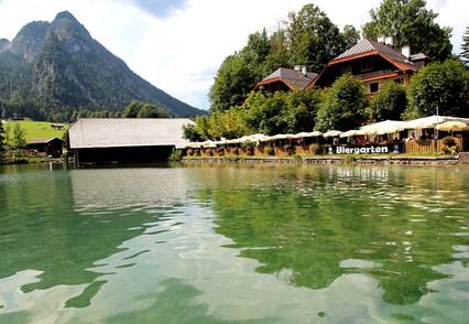 Альпийские каникулы 2018. Часть 7-я. Еще немного Баварии. Озера Кёнигзее и Оберзее.