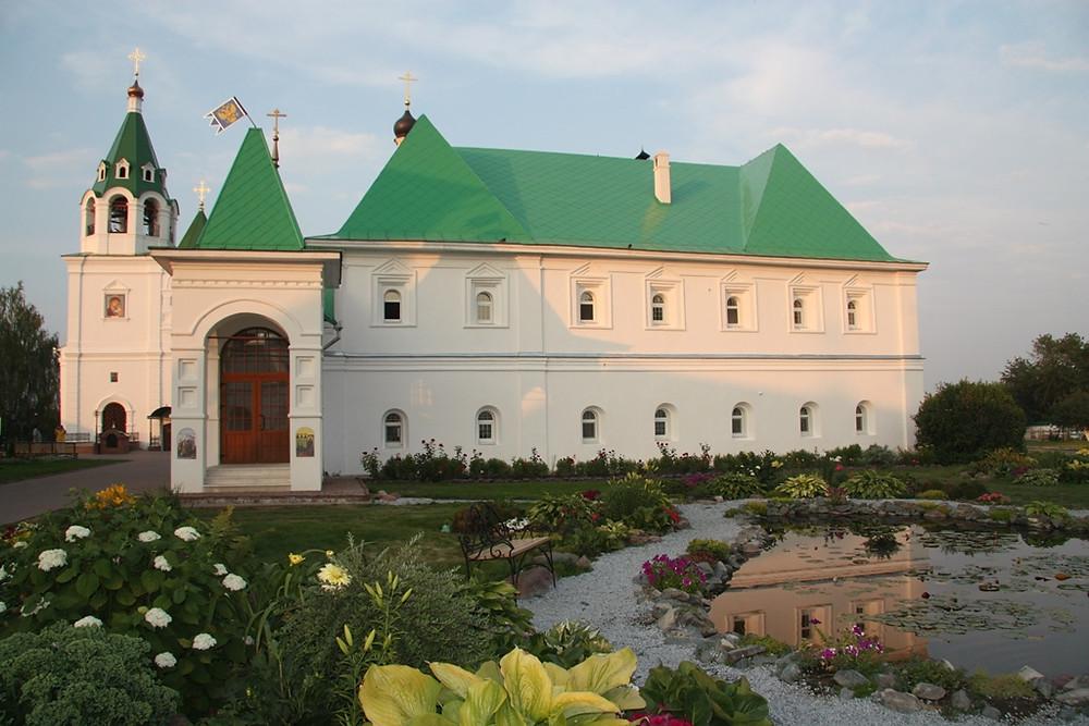 Спасо-Преображенский собор, Муром, семейный сайт Татьяны и Игоря Филаткиных
