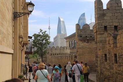 3 дня в Баку. Часть 1-я.