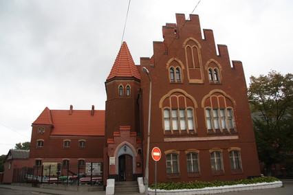 Часть 5-я. Мой муж родился в Прибалтике... Янтарный. Балтийск.