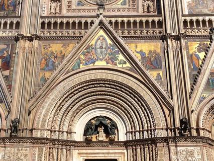 Великолепная Италия. Часть 14-я. Чивита ди Баньореджо. Орвието.