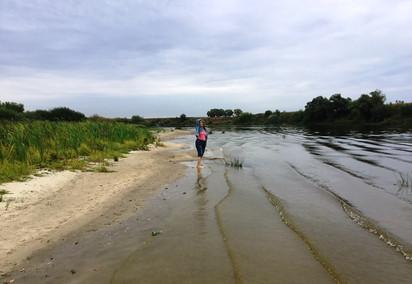 Удивительное путешествие на... рыбалку.  День 1-й. Дорога. Кривоборье. Замок Ольденбургских.